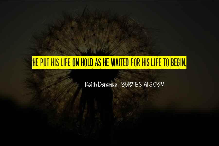 Keith Donohue Quotes #729688