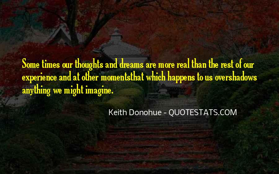 Keith Donohue Quotes #866136