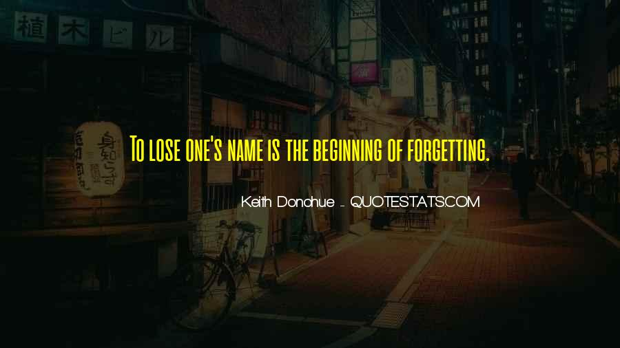 Keith Donohue Quotes #871432