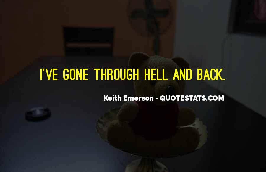 Keith Emerson Quotes #1581340