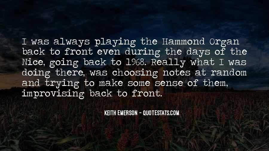Keith Emerson Quotes #1748981