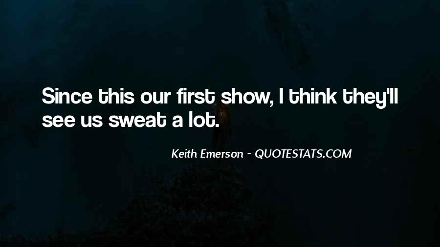 Keith Emerson Quotes #4535