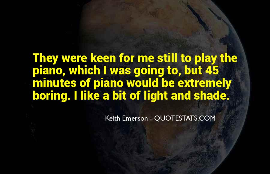 Keith Emerson Quotes #646916