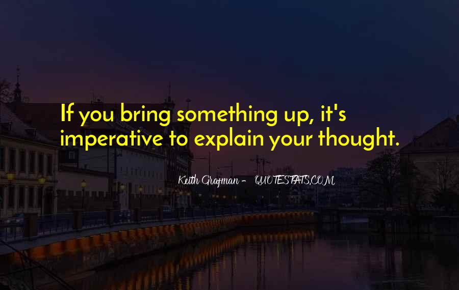 Keith Grafman Quotes #398934
