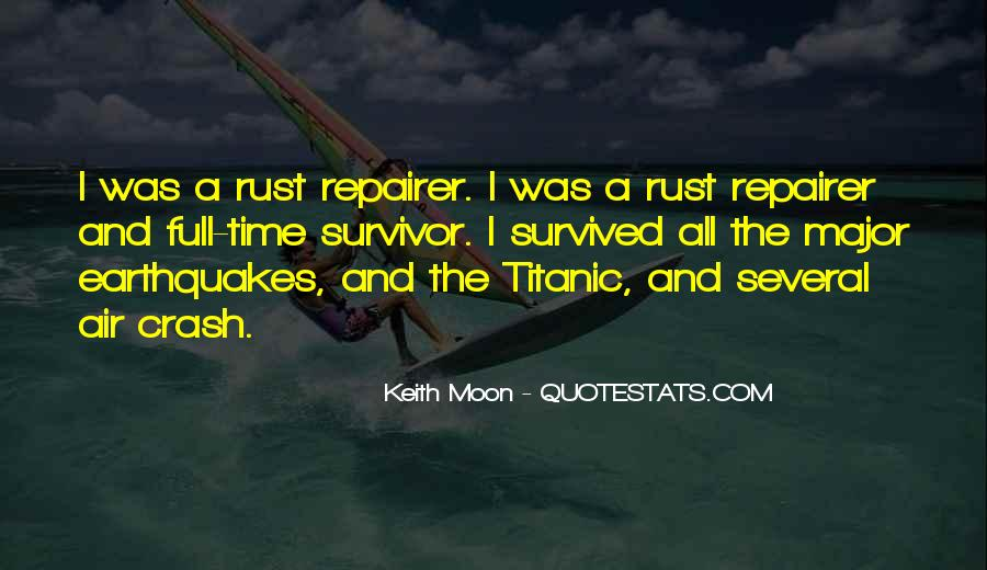 Keith Moon Quotes #1267595