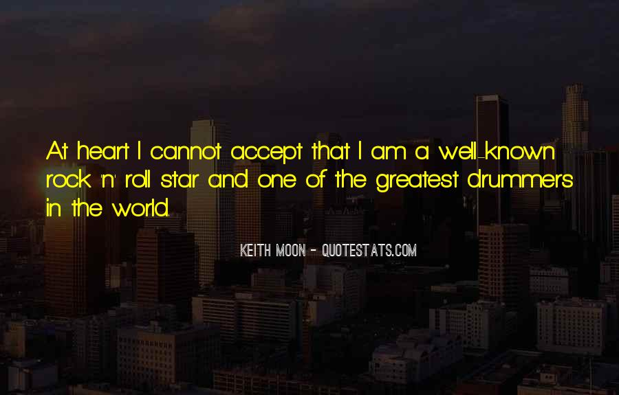 Keith Moon Quotes #740877