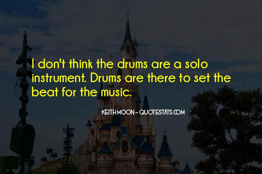 Keith Moon Quotes #767353
