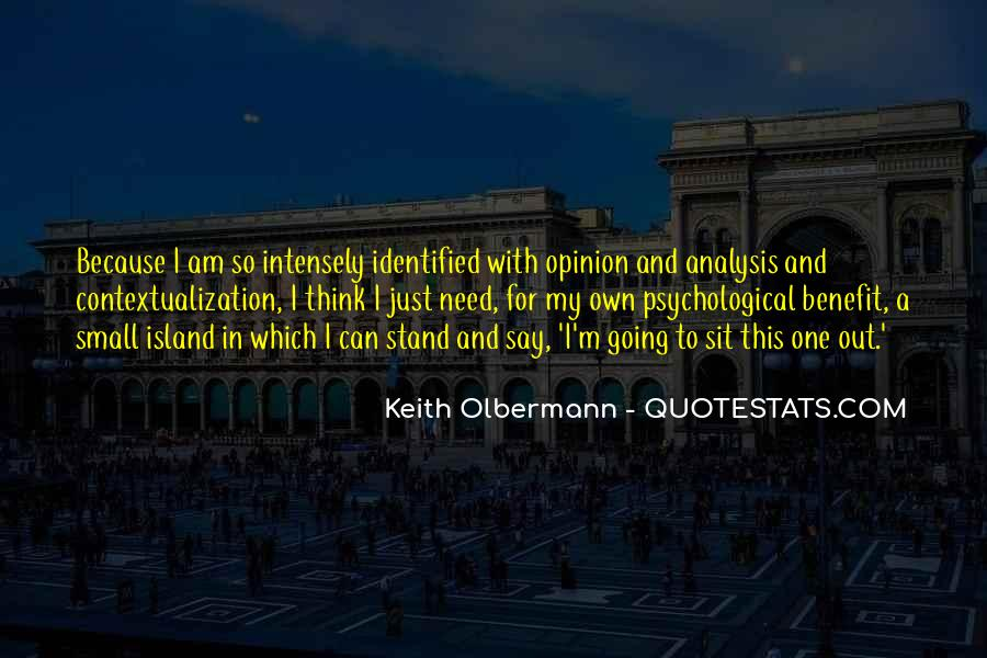 Keith Olbermann Quotes #1802504