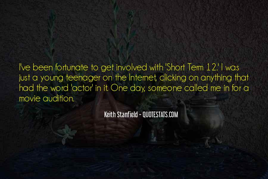 Keith Stanfield Quotes #1325712