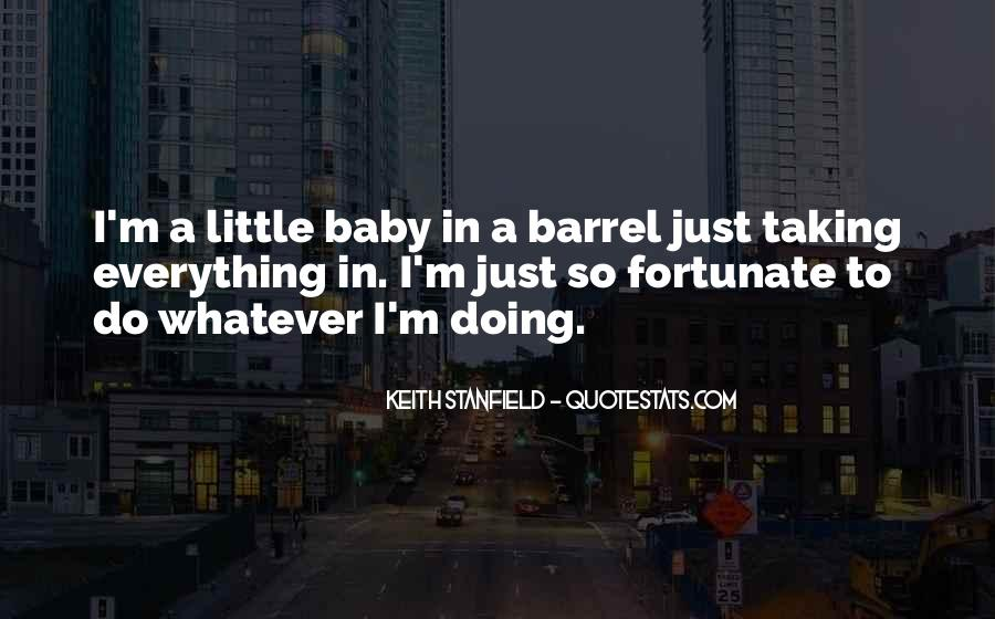 Keith Stanfield Quotes #17007