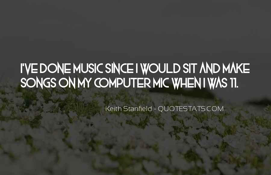 Keith Stanfield Quotes #616485