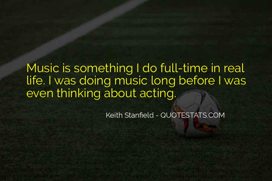 Keith Stanfield Quotes #78808