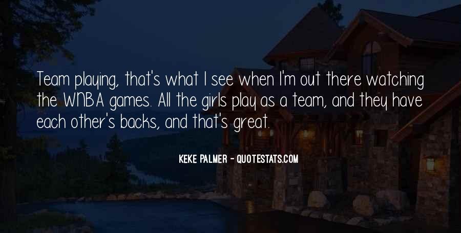 Keke Palmer Quotes #107522