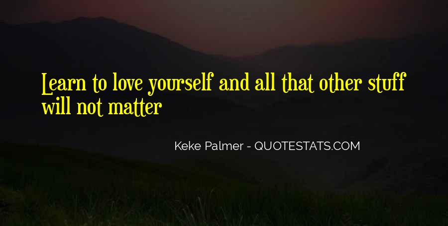 Keke Palmer Quotes #1090339
