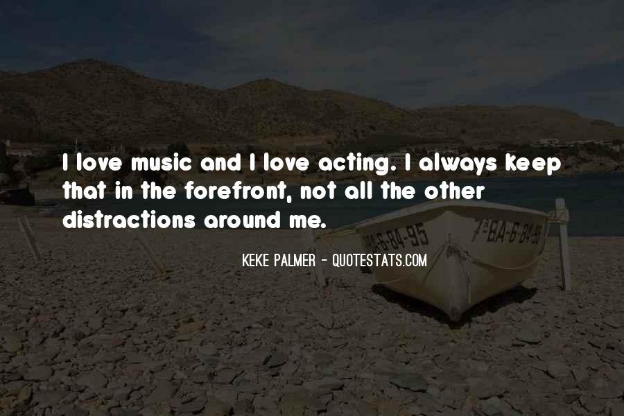 Keke Palmer Quotes #1237530