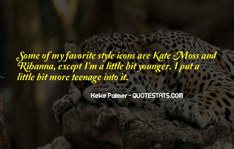 Keke Palmer Quotes #1247635