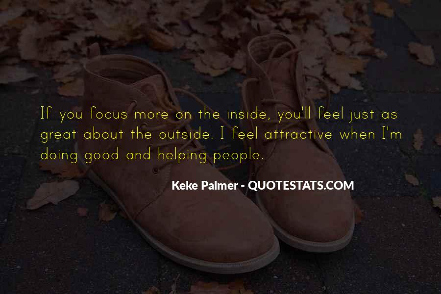 Keke Palmer Quotes #1256181