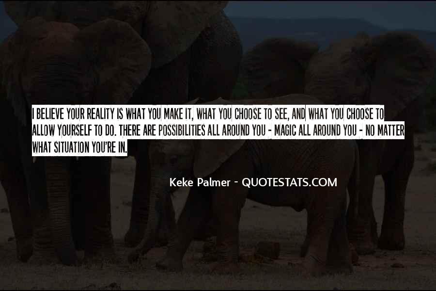 Keke Palmer Quotes #1472868