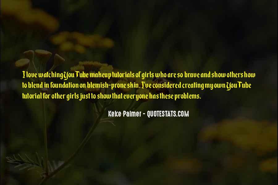 Keke Palmer Quotes #1589907
