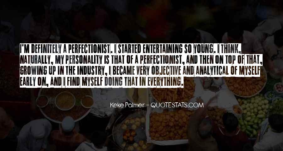 Keke Palmer Quotes #1637380