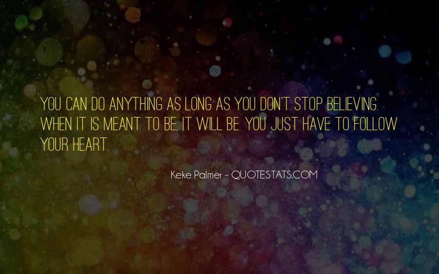 Keke Palmer Quotes #1831209