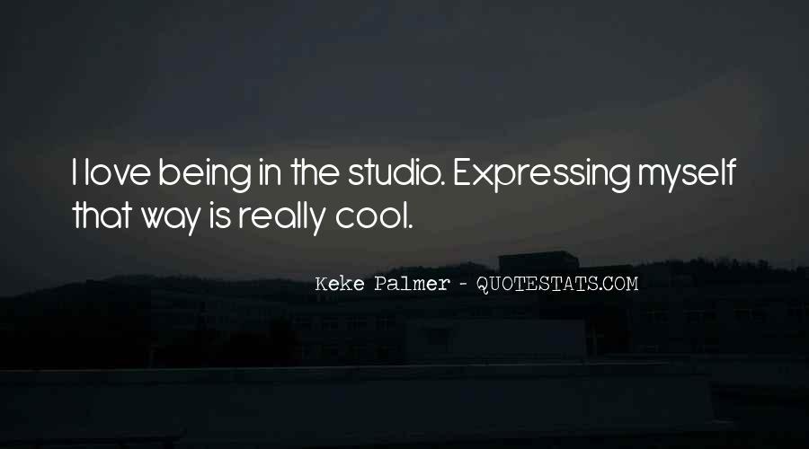 Keke Palmer Quotes #1834338
