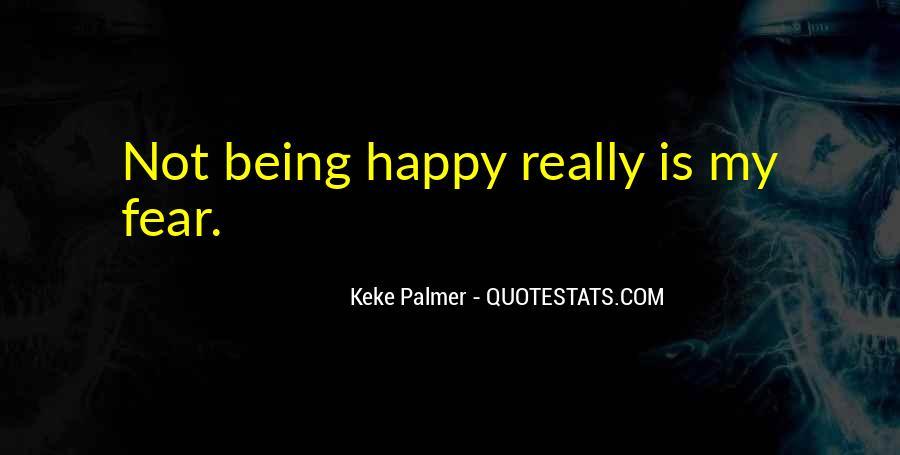 Keke Palmer Quotes #1847307