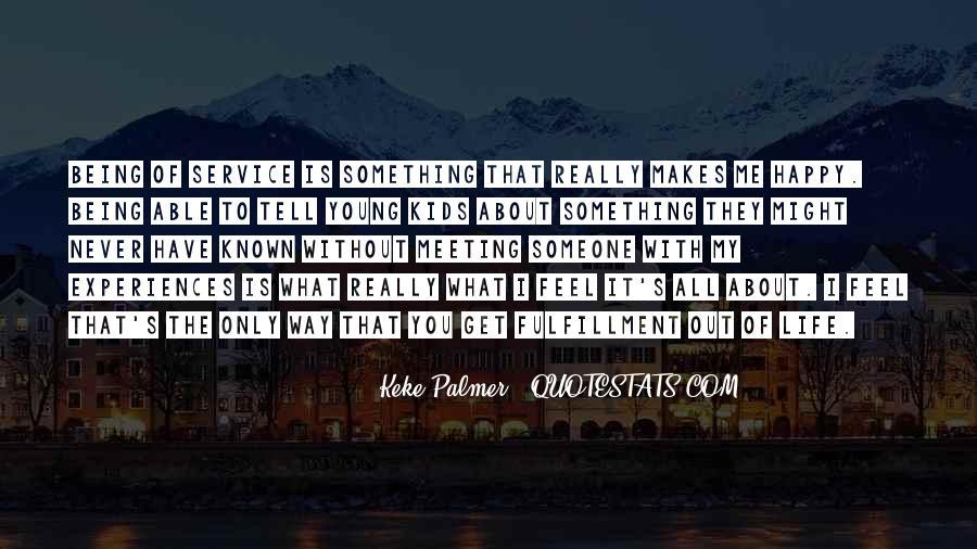Keke Palmer Quotes #242980
