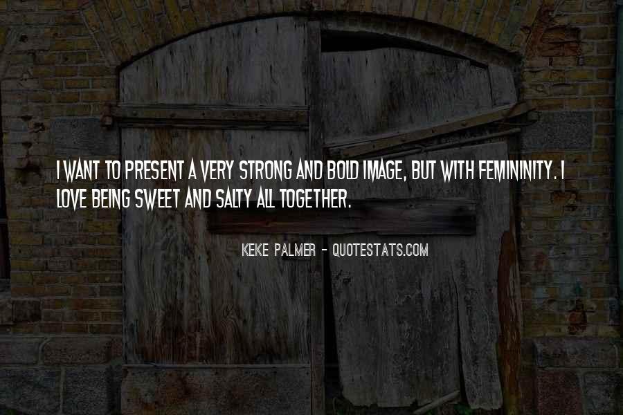 Keke Palmer Quotes #29554
