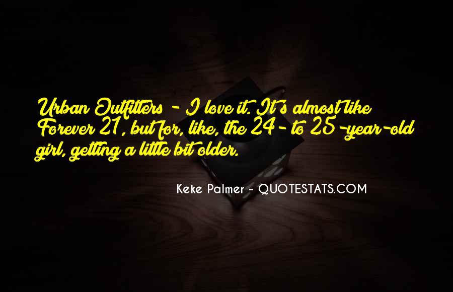 Keke Palmer Quotes #361281