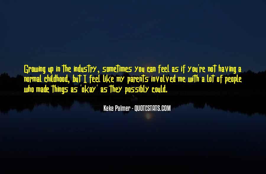 Keke Palmer Quotes #678377