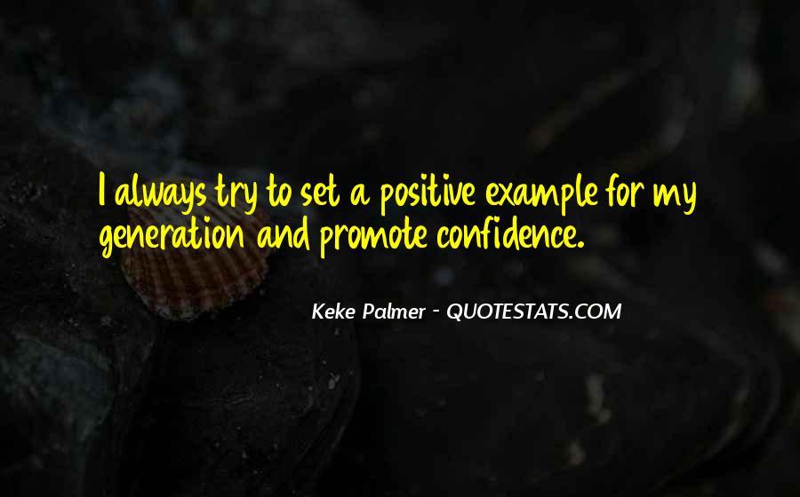 Keke Palmer Quotes #803787