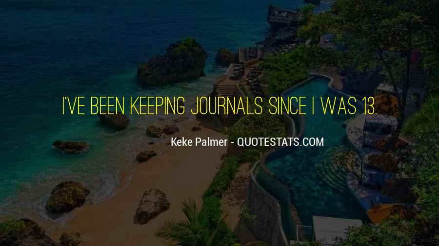 Keke Palmer Quotes #842861