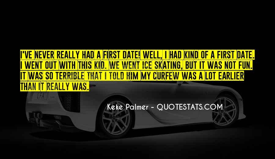 Keke Palmer Quotes #960301