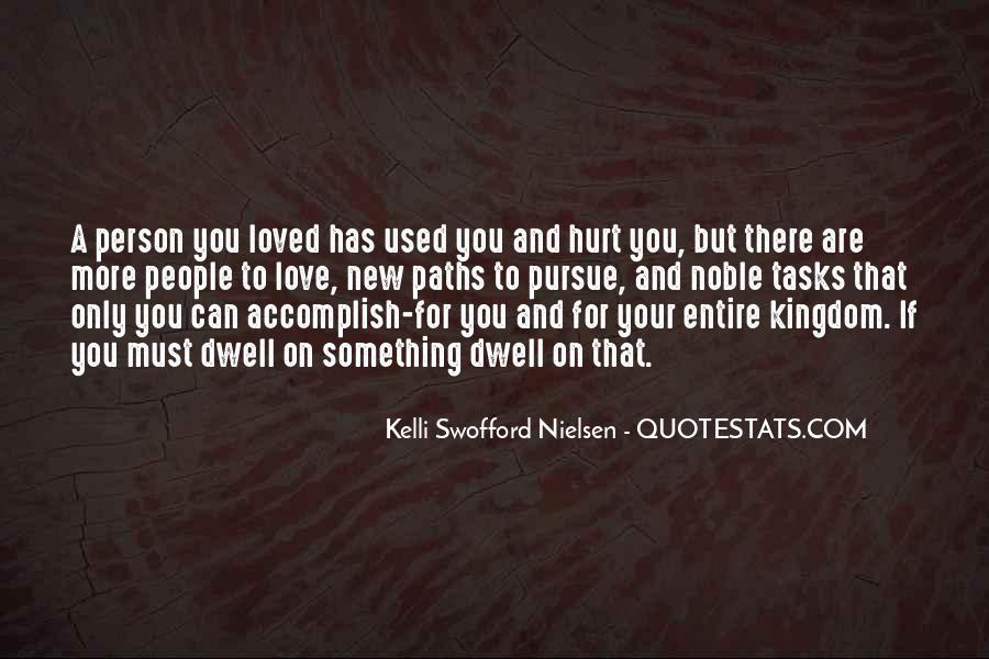 Kelli Swofford Nielsen Quotes #1722953