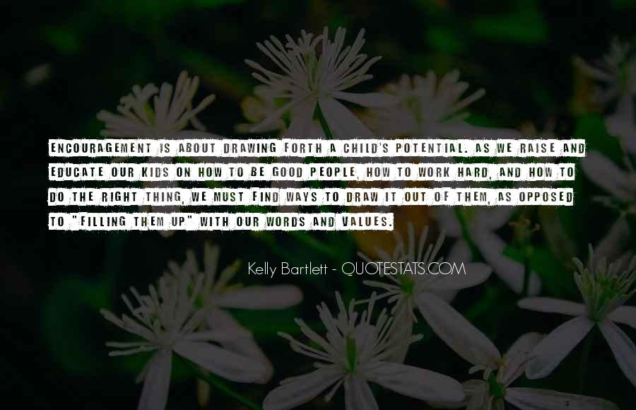 Kelly Bartlett Quotes #1115361