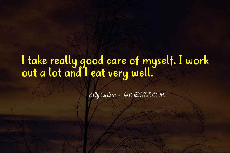 Kelly Carlson Quotes #946465