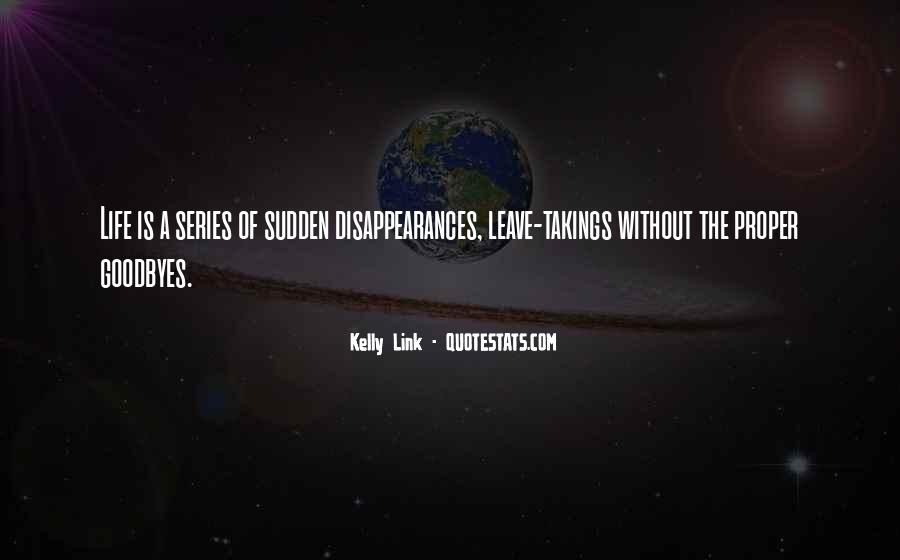 Kelly Link Quotes #104960