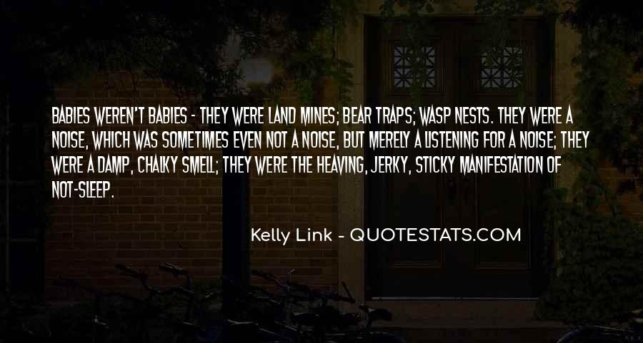 Kelly Link Quotes #1152692
