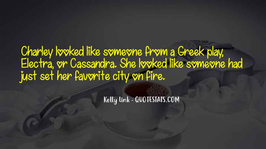 Kelly Link Quotes #1153217