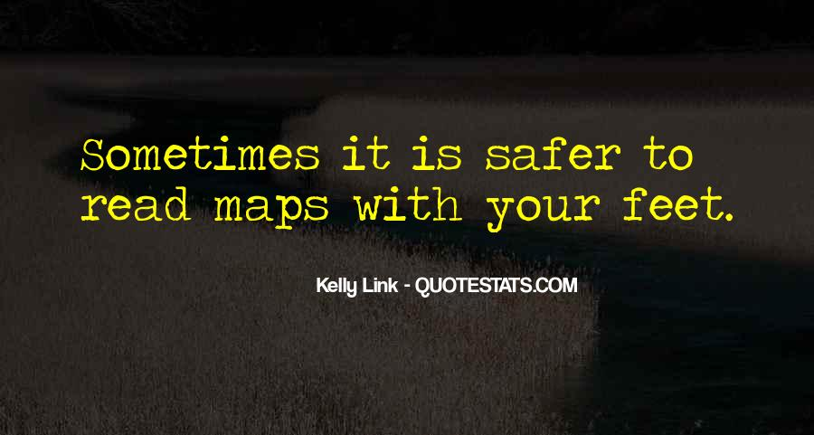Kelly Link Quotes #1186819