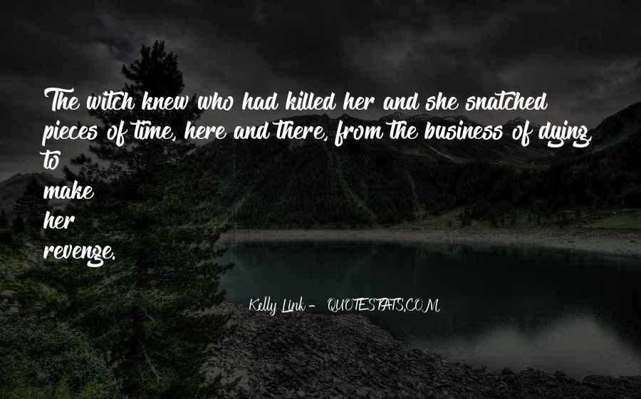Kelly Link Quotes #1188990