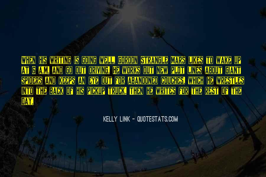 Kelly Link Quotes #150677