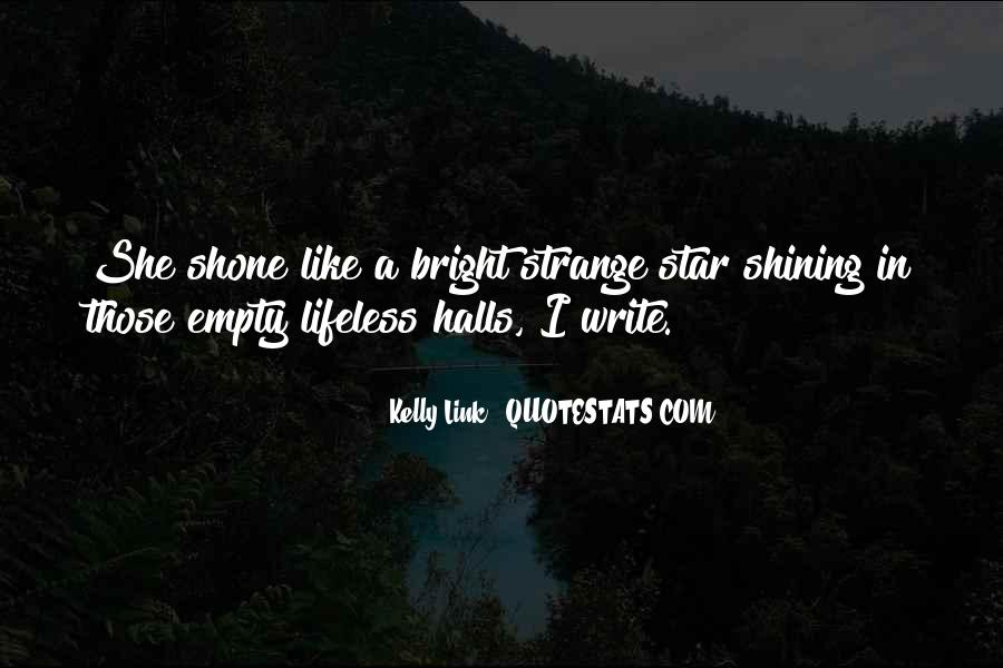 Kelly Link Quotes #330932