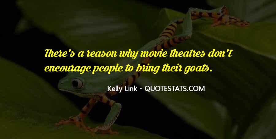 Kelly Link Quotes #651503