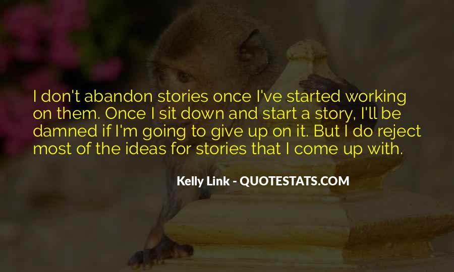 Kelly Link Quotes #916037