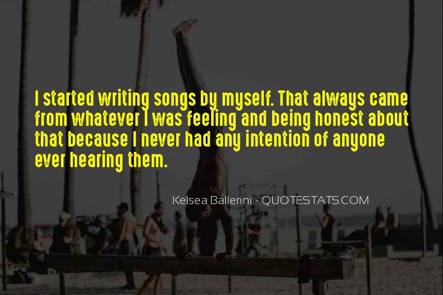 Kelsea Ballerini Quotes #1128122