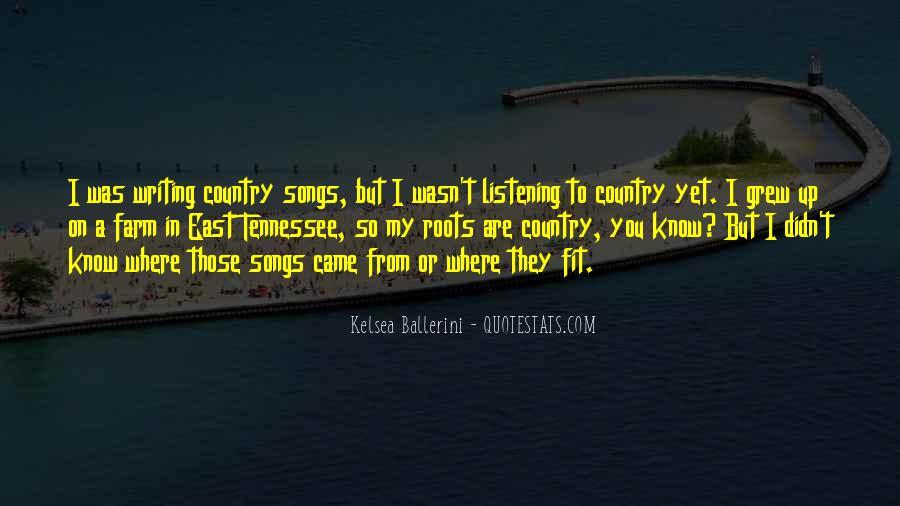 Kelsea Ballerini Quotes #1344564