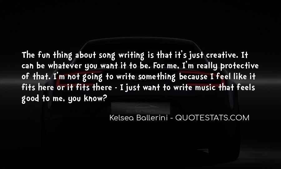 Kelsea Ballerini Quotes #1844465