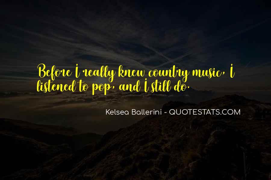 Kelsea Ballerini Quotes #850622